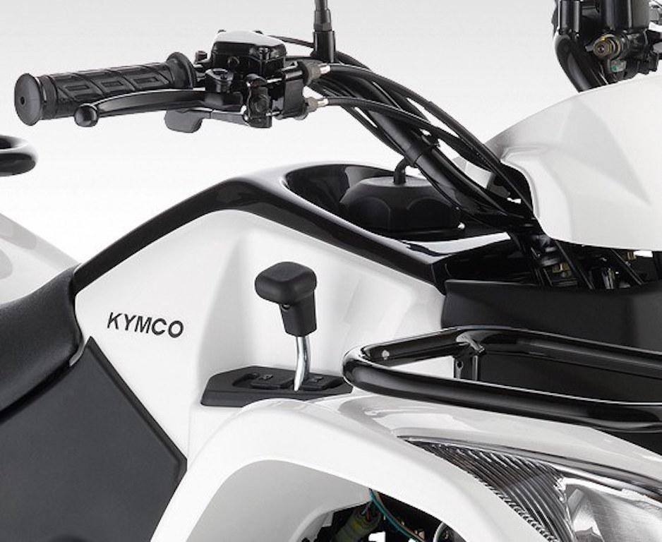 KYMCO・ MXU50R 四輪バギー