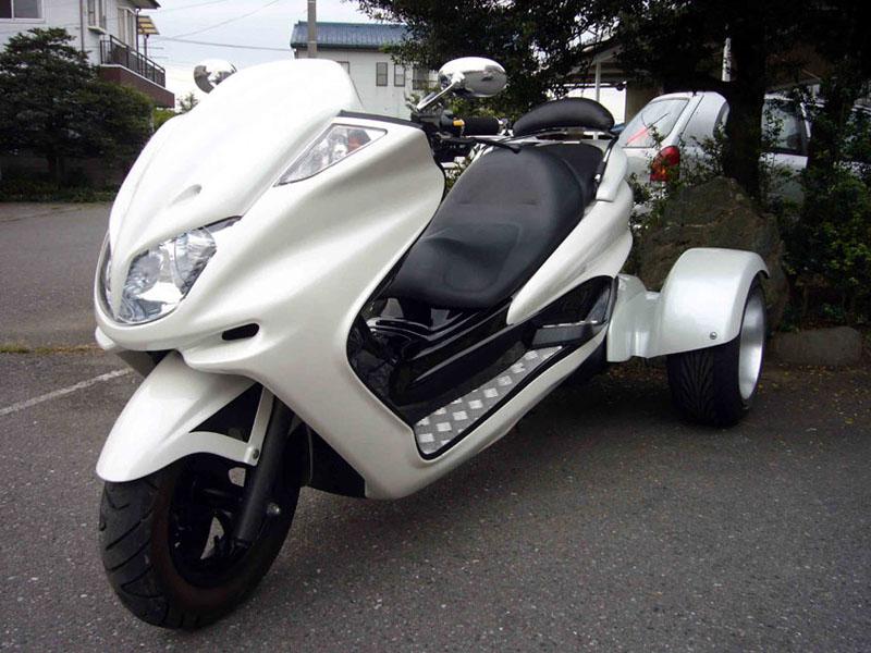 国産 ヤマハマジェスティ C型 250cc ベーストライク