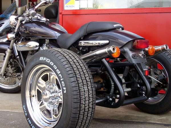 ホンダ HONDA V-Twin マグナ 250cc トライク!