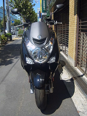 【新商品】NEW ヤマハ S-MAX 155 TRIKER