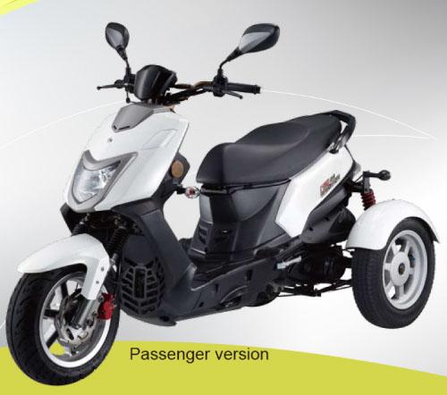 新車・2014 モデル [PGO] i'me 125/150 WEL☆BIKE・スクータートライク
