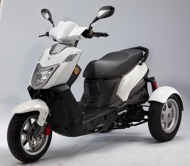 新車・2013 モデル [PGO] i'me 125/150 WEL☆BIKE・スクータートライク